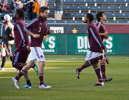Colorado Rapids by CE's Photography