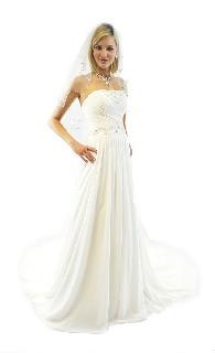 Grecian Dress on Grecian Style Wedding Dresses   Grecian Style Wedding Dresses