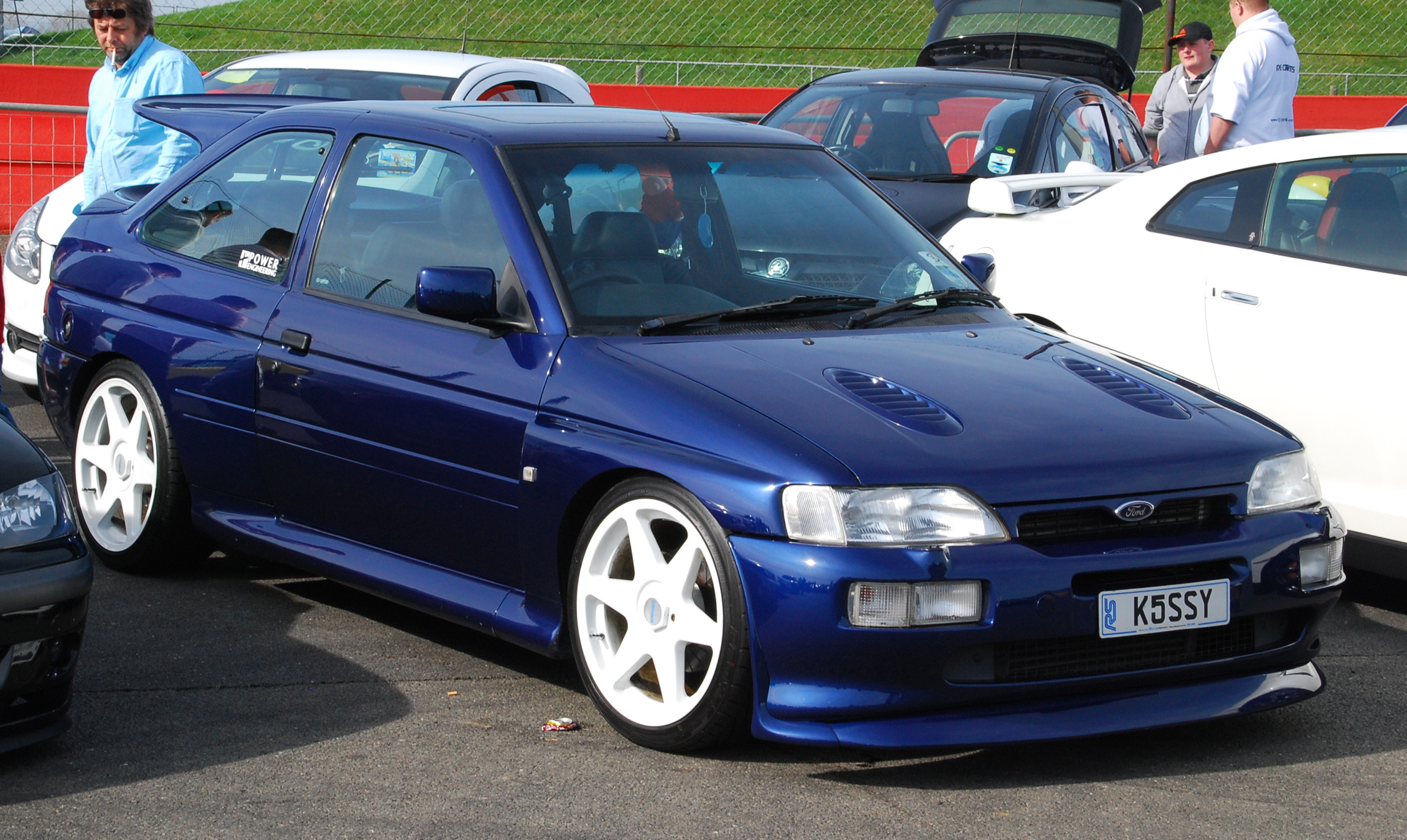 escort cosworth 7 speed gearbox