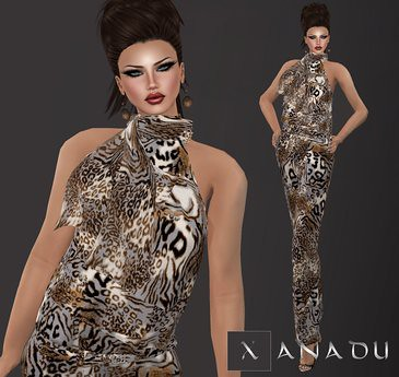 "~X~ Fashion Jumpsuit "" Kenya "", 399 lindens by Cherokeeh Asteria"