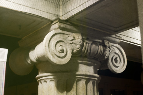 cold stone architecture night dark manchester photography carved spring order capital arts newhampshire nh institute classical late column portico ionic beaux nhia