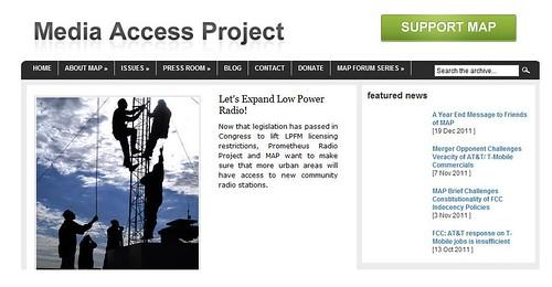 USmedia access project