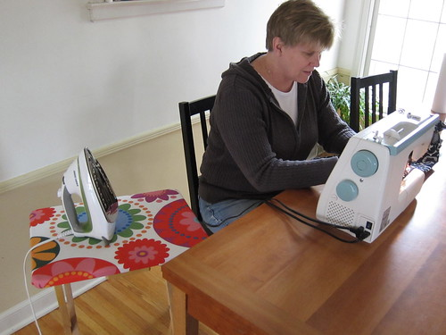 By-Your-Side Portable Ironing Board