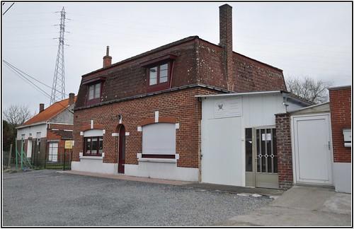 Brasserie Authentique, Blaton, Belgium: 2012.04.07#0097