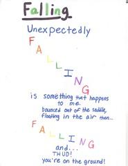 falling poem