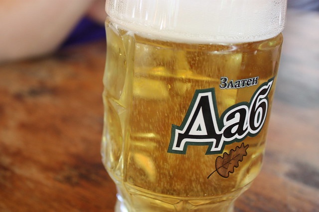 Beer Dab