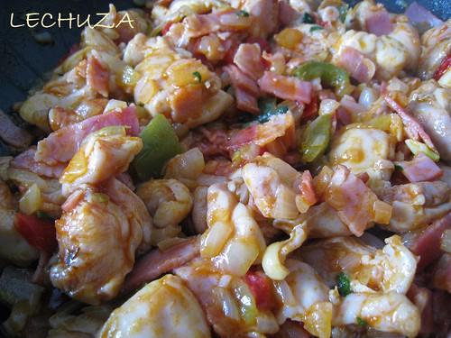 Empanada de pollo y bacon (13)