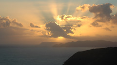 Sunrise a cape reinga