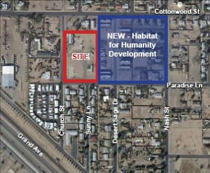PRICE REDUCED!: 3.64 Acres of Land in Surprise, AZ - Bank Owned!