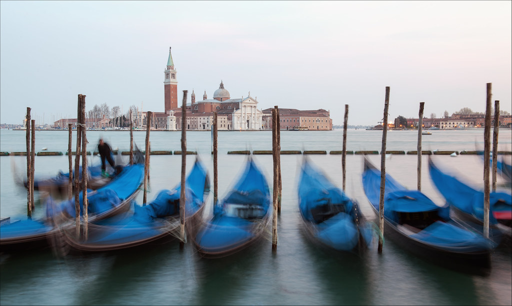 In Venice! by Timothy P. Icture