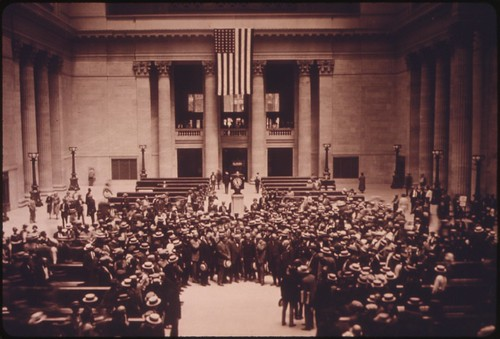 Chicago's Union Station pictured at its dedication in 1925