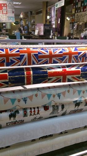 05 C & H Fabrics Shop, Brighton