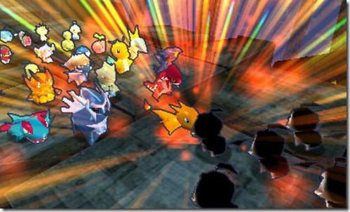 Pokemon Rumble Blast - 5