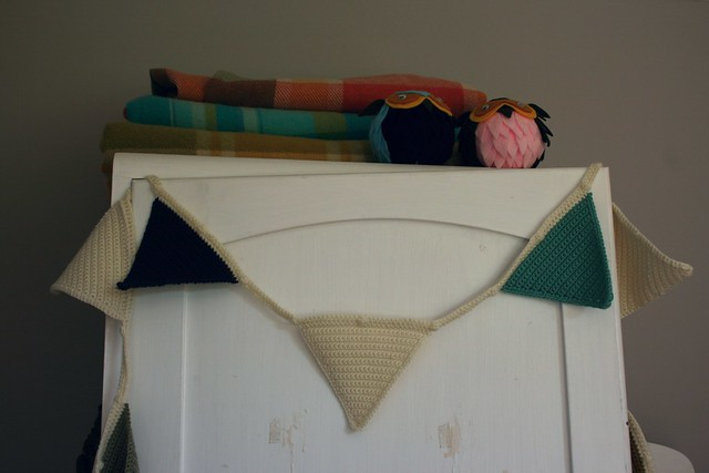 Bunting from Kylie 2