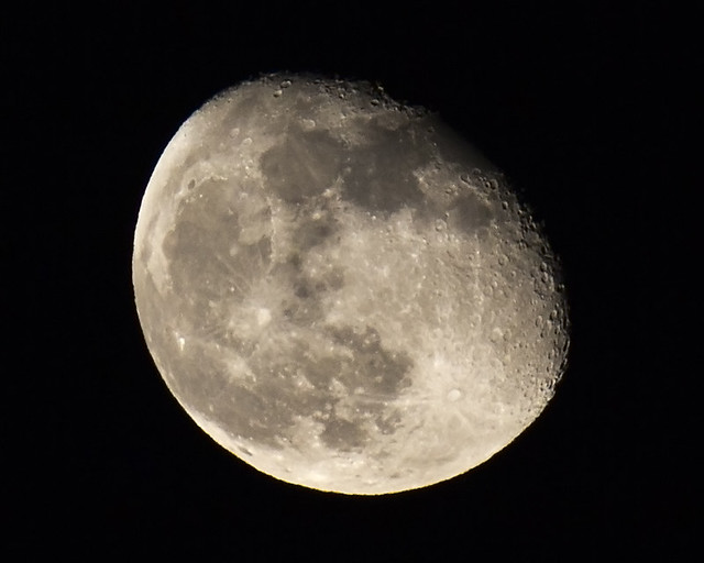 Waning Gibbous, 86% of Full