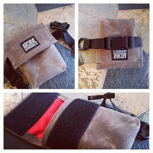 Saddlebag by Archive Victor
