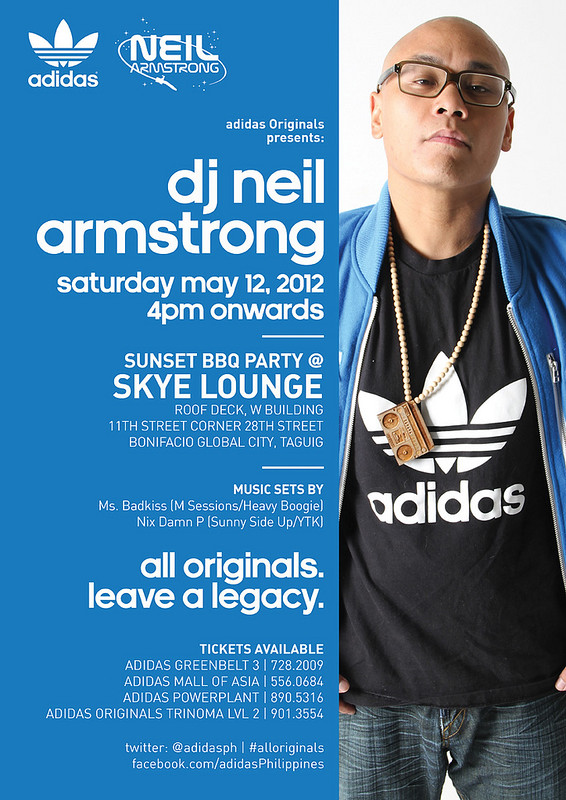 DJ Neil Armstrong returns to the Philippines