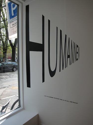 Jannik Abel: Humannen