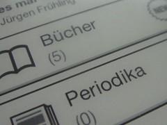 elektronisches Papier (e-Paper)