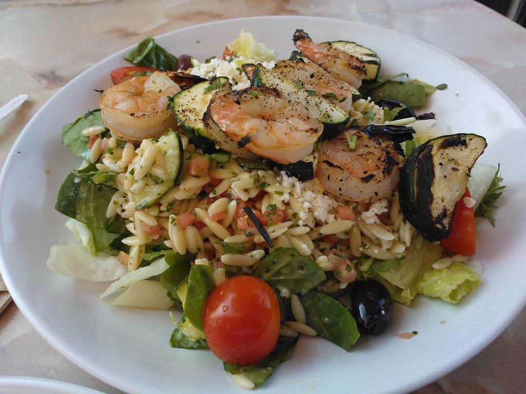 Zoes Kitchen Shrimp Kabob Interesting Flickr Photos Tagged Zoeskitchen  Picssr