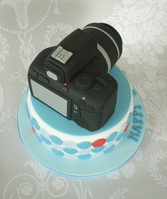 Canon Camera Birthday Cake Flickr Photo Sharing