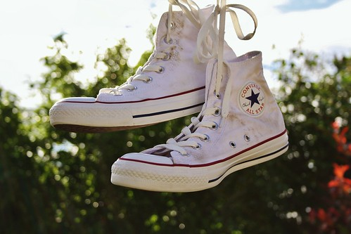 converse on the line by abbieinwonderland