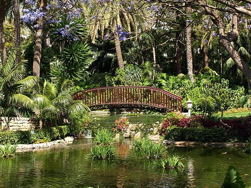 Gardens of Hotel Botánico, Puerto de la Cruz, Tenerife
