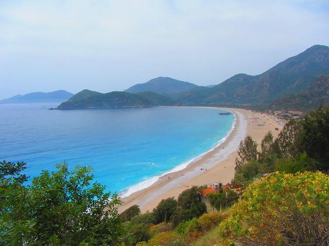 Hiking the Lycian Way - Flickr CC David Bacon