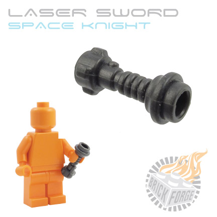 Laser Sword (Space Knight) - Carbon