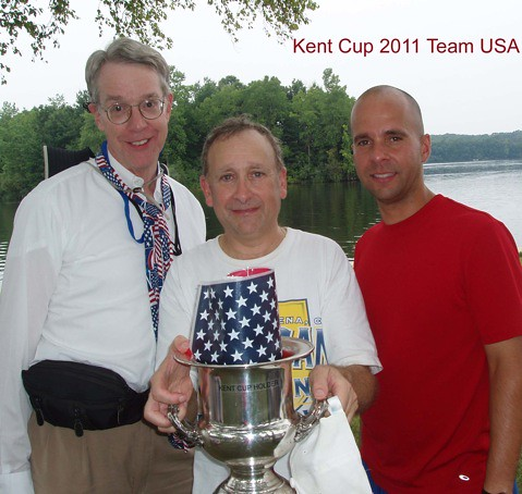 2011 Kent Cup winners Team USA