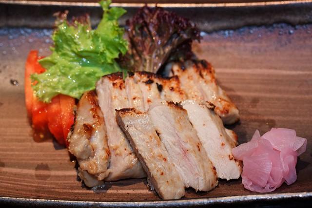 Kurobuta Miso Yaki ($26)