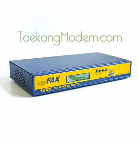 Fax Server myFax 150s by ToekangModem