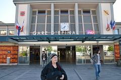 Gare de Epinal - Photo of Épinal