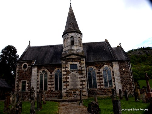 Logie Church  Stirling