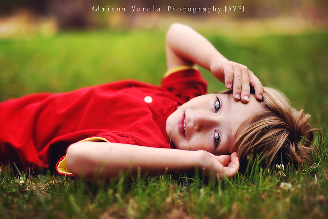 He Melts Me - Beautiful Portraits of Kids
