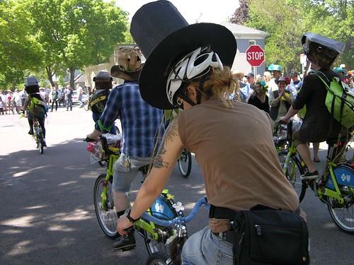 MayDay 2012, Nice Ride tribe