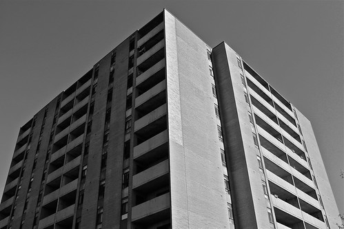 (Day 37) The Cube. Wellington by the Hanlon. by Aidan M.D. Ware