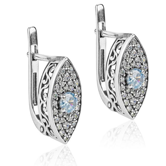 Carat Diamond Earrings Actual Size