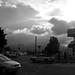 Atardecer en la ciudad por Rodrigo Aguilar Cornejo -Roy-