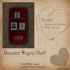 fucifino.dundee wagon shelf
