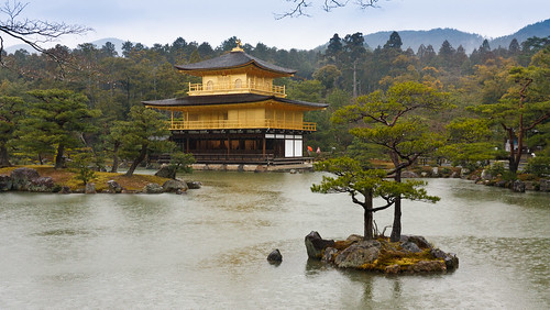 Golden Temple(Kinkaku-ji)