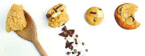 gebeten koekje