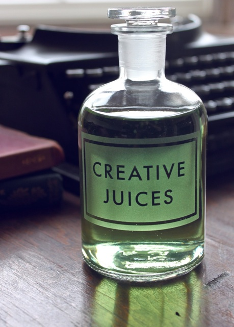 creative juices apothecary glass