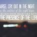 Lamentations 2:19 by Brittney Borowski