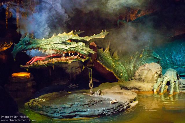 DLP April 2012 - Visiting the Dragon's Lair