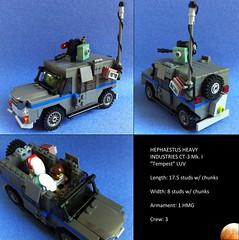 "Hephaestus Heavy Industries ""Tempest"" LUV by Agent{Orange}"