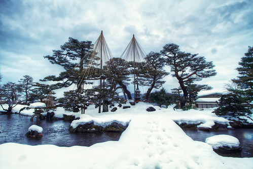 winter white snow castle ice water japan sunrise landscape day cloudy 日本 walls moat 雪 冬 hdr kanazawa 兼六園 金沢 寒い 日出 日の出 kenrokuengarden 金沢城 ishikawaprefecture kanazawacastle 金沢市 agustinrafaelreyes