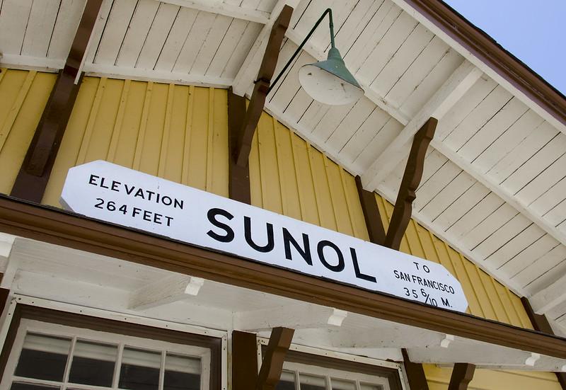 Sunol Station