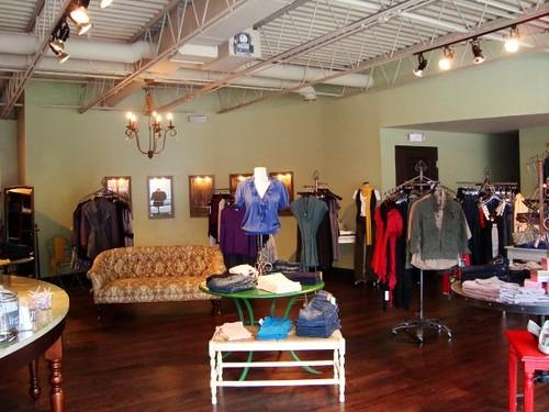 Meringue Clothing in Atlanta