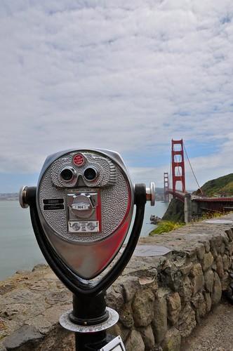 Golden Gate Bridge Vacation Viewer